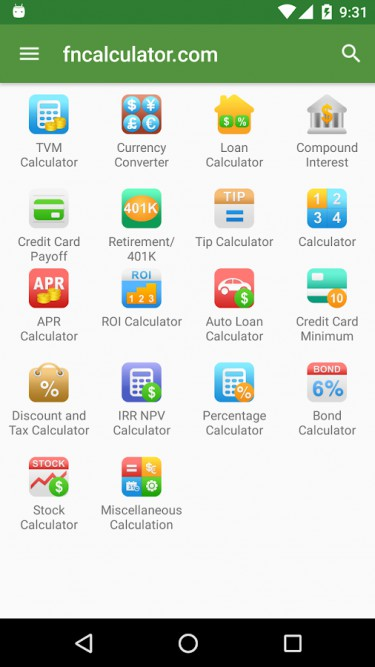 6 best calculator apps for android for different need techwiser