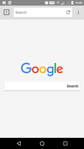 open source android browser - lightning browser