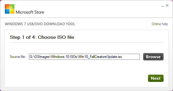 windows bootable usb tool - windows dvd usb tool