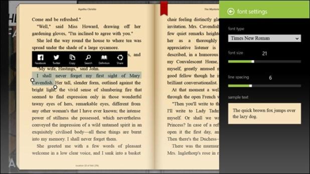 bookviser epub reader for windows