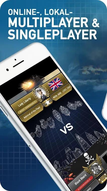 Fleet Battle – Sea Battle