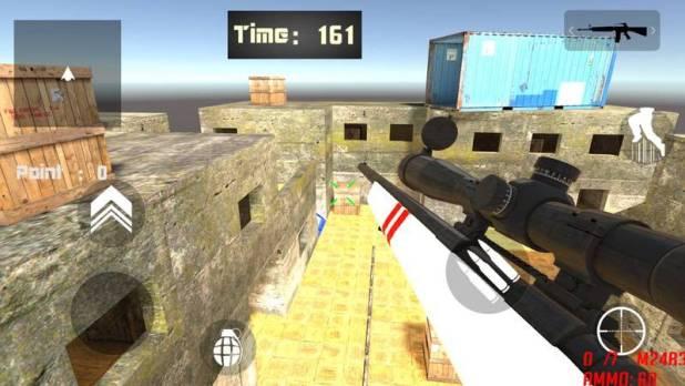 Local Warfare- LAN-Online FPS