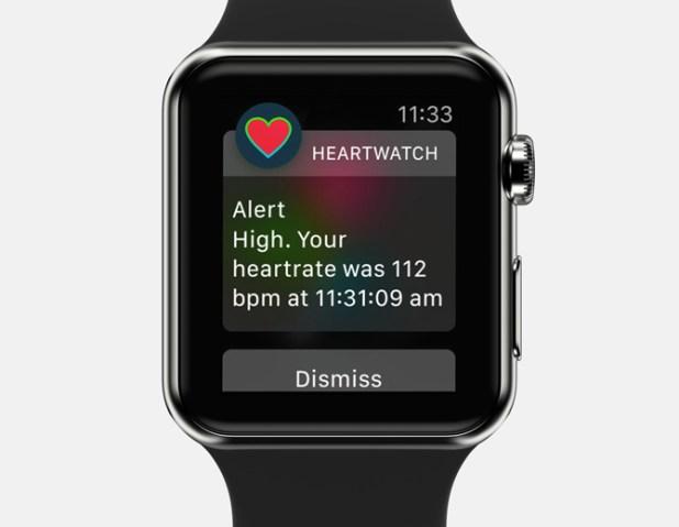 HeartWatch Heart & Activity