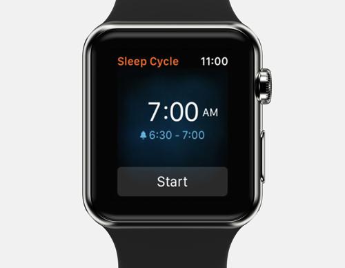 sleep cycle Alarm clock apple watch sleep tracker app