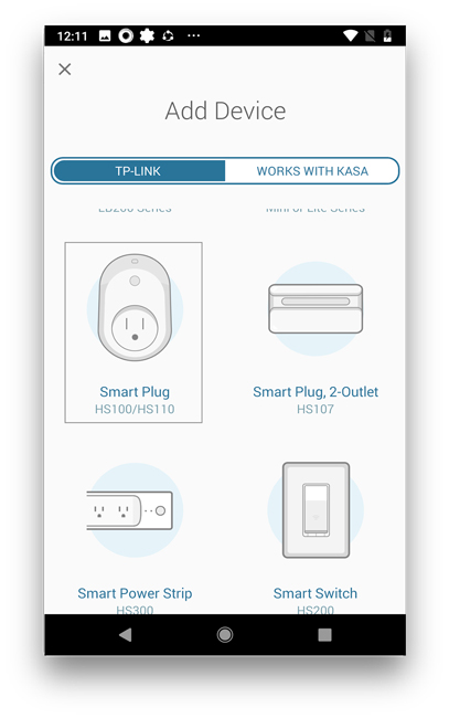 how to set up tp link smart plug with alexa- add device