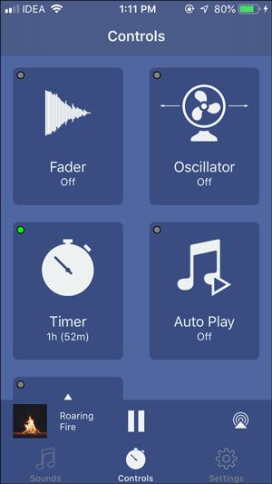white noise apps for iphone- deep sleep 2