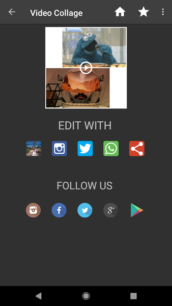 best video collage maker apps- video collage