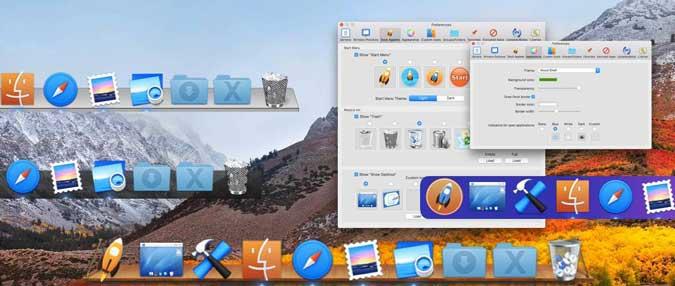 Active Dock app screenshot