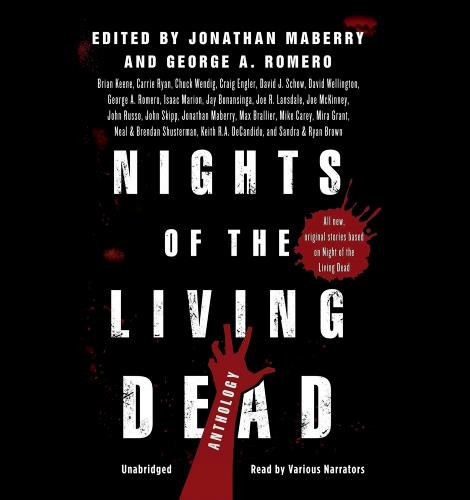 Road trip audiobook - Nights of the Living Dead