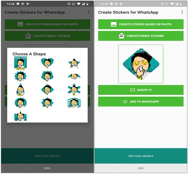 How To Create Your Own Personal Stickers On Whatsapp Android