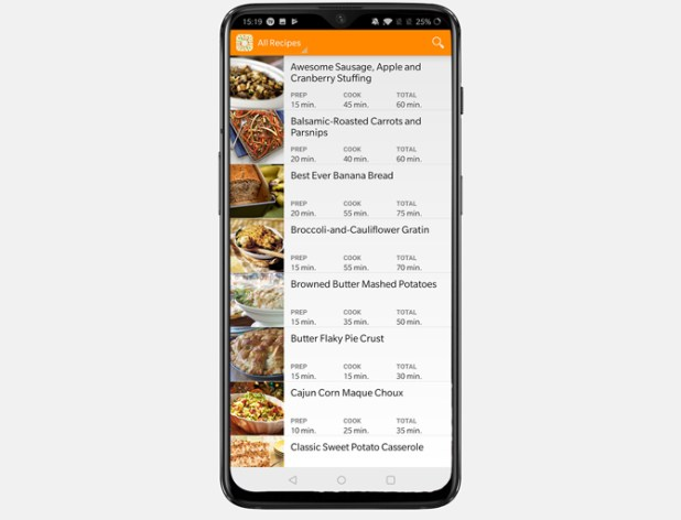 best thanksgiving apps- thanksgivingg dinner
