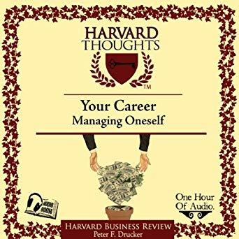 01 - Self-Improvement Book - Managing Oneself