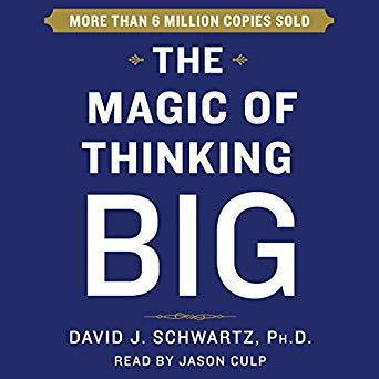 10 - Self-Improvement Book - The Magic of Thinking Big