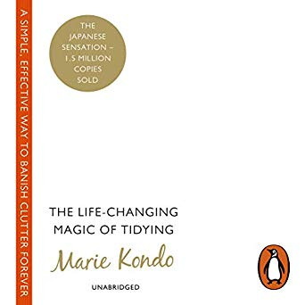 13 - Self-Improvement Book - The Life-Changing Magic of Tidying