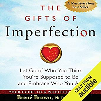 14 - Self-Improvement Book - The Gifts of Imperfection