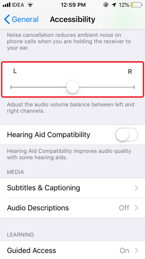 apps for old people- Balance Audio