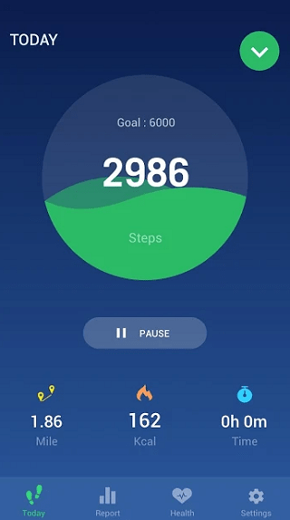 Step Counter or Pedometer Apps for Android 2