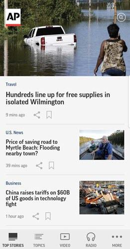 AP News (Associated Press News)