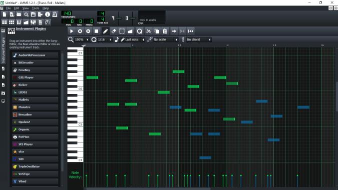 LMMS Free Music Making App