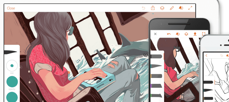 adobe illustrator draw cross platform