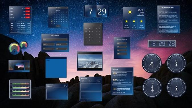 widgets hd live wallpaper