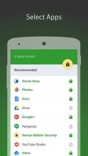 Norton-App-Lock