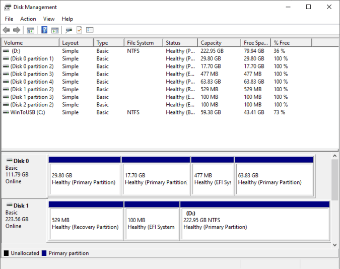 bring-disk-partition-online