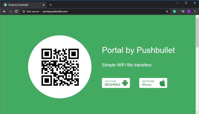 pushbullet-web-app