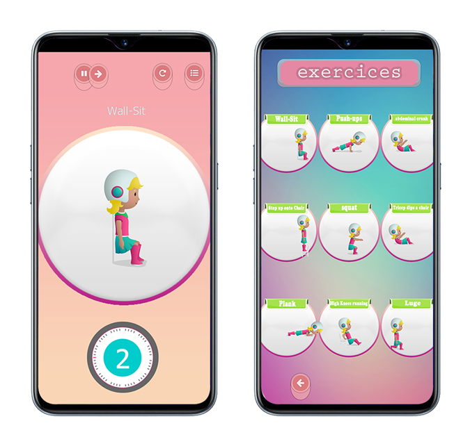 Kids Workout Apps