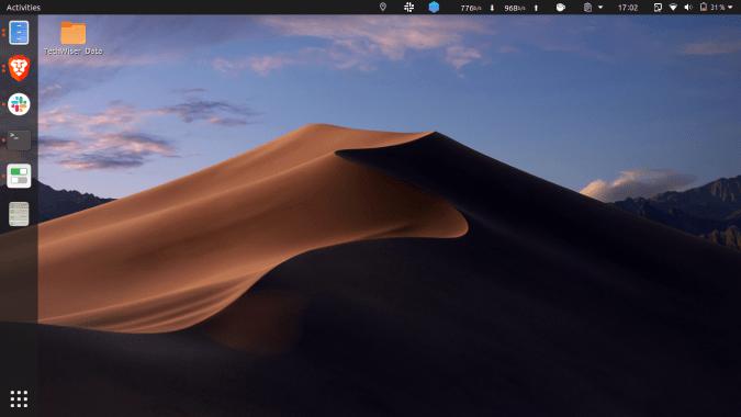 macOS_mojave_wallpaper - ubuntu dynamic wallpaper