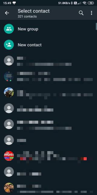 whatsapp chat groups