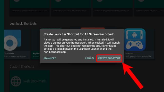 tv-repo-az-screenrecorder-create-shortcut