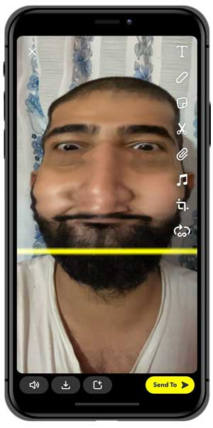 screen scanner pro for snapchat