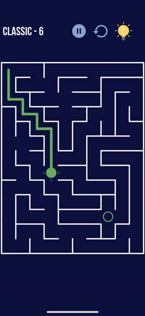 mazes and more game for iphone