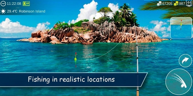 My fishing world best fishing game android 2021