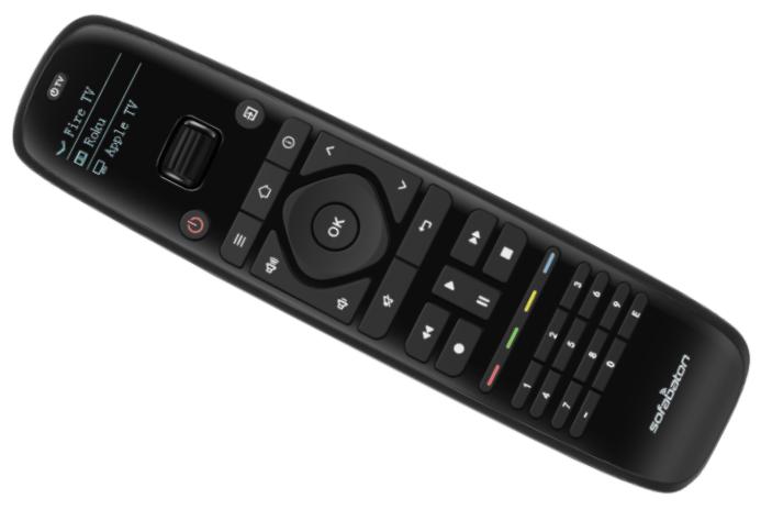 Sofabaton U1 univeral remote for roku