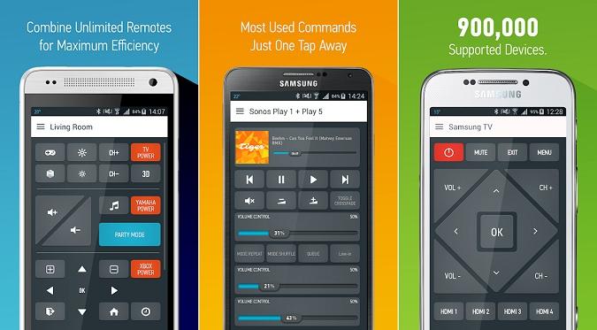 anymote universal remote app