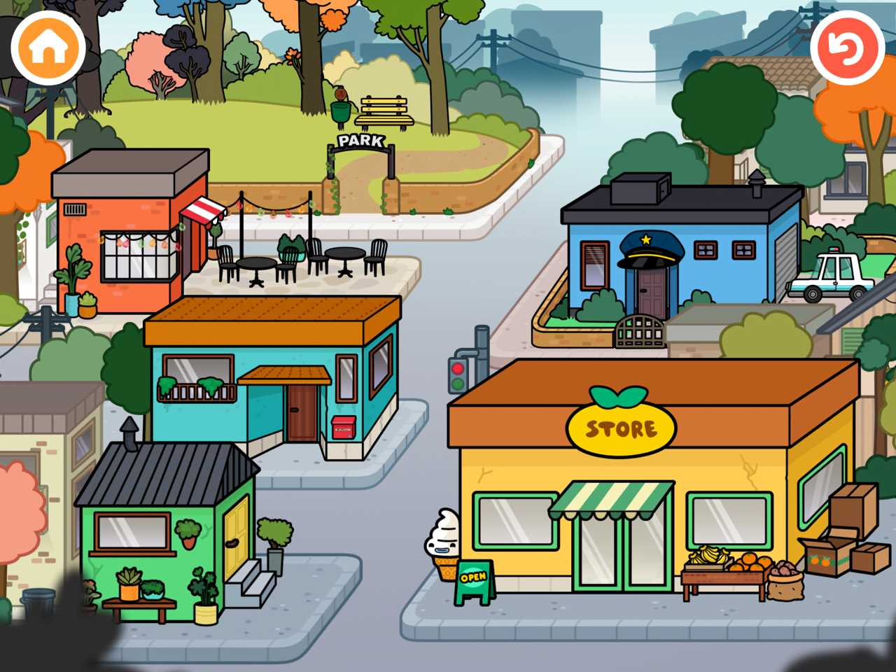 Toca Life Town Review