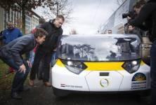 Снимка/ Solar Team Eindhoven