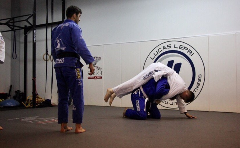 Shrimping Out in Life:  Tips for Approaching Brazilian Jiu-Jitsu
