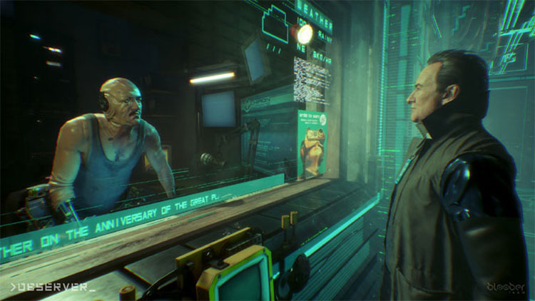 Like Blade Runner? Experience Observer's Technological Dystopia