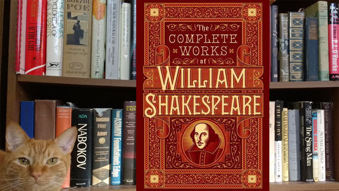 Worth Reading: In Love with Shakespeare
