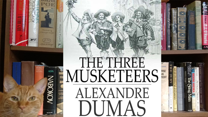 Worth Reading: The Three Musketeers by Alexander Dumas