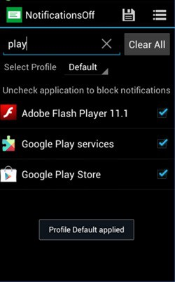 How To Disable The Notifications Of All Apps In Your Android 2