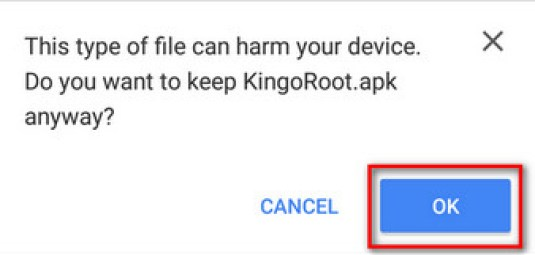 How To Root Android Mobile Without PC, Using KingoRoot App2