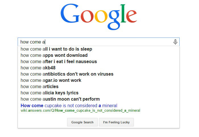 30 Most Hilarious Google Search Suggestions Ever 16