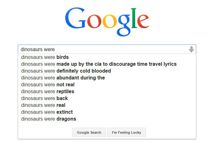 30 Most Hilarious Google Search Suggestions Ever 28
