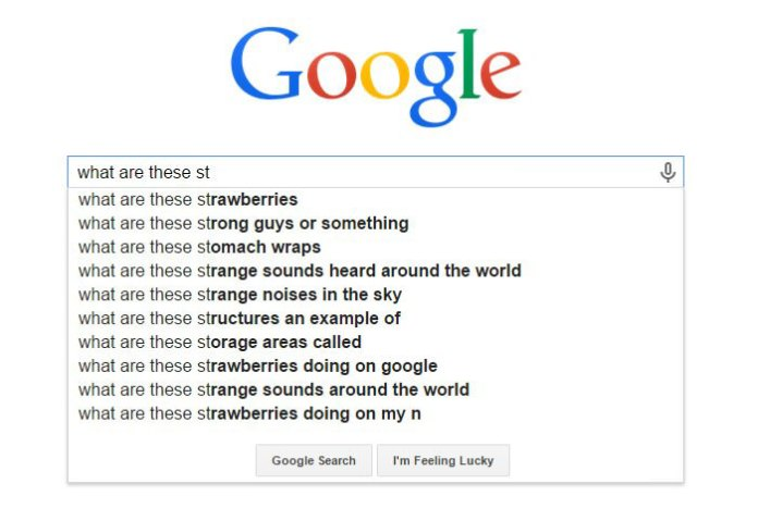 30 Most Hilarious Google Search Suggestions Ever 6