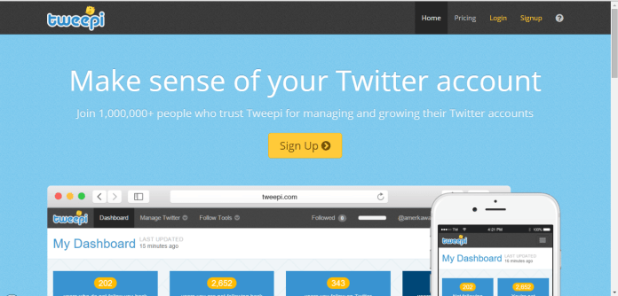 How To Get Endless Active Twitter Followers By Using Tweepi App 1
