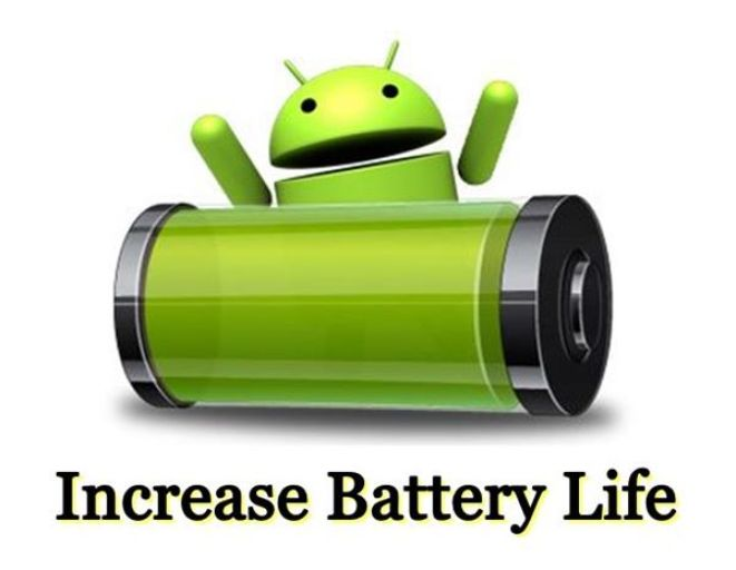How To Increase Your Android Phone's Battery Life 8